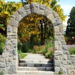 Stone arch — Stock Photo #2603966