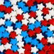 Stock Photo: Candy stars