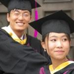 Graduation — Stock Photo #2007932