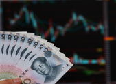 Chinese money — Stock Photo