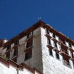 The Potala Palace — Stock Photo