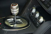 Gear stick — Stock Photo