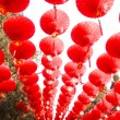 Red lanterns — Stock Photo #2195960