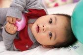 Asian child — Stock Photo