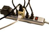 Circuit overload — Stock Photo