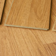 Stock Photo: Hardwood floor detail