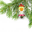 Christmas tree — Stock Photo #2024629
