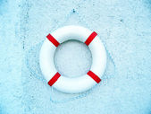 Life buoy belt — Stock Photo