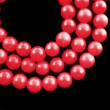 Necklace of  coral — Stock Photo