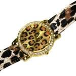 luxus frau armbanduhr — Stockfoto
