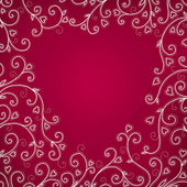 Background with a heart — Stock Photo