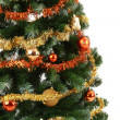 Christmas tree — Stock Photo #2098933