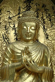 Buddha Blesses — Stock Photo