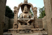 Statue of Ugranarasimha — Stock Photo