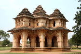 Lotus Mahal at Hampi — Stock Photo