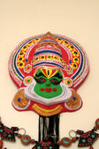 Kathakkali Mask — Stock Photo