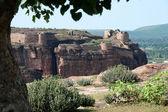 Fort of Badami — Stock Photo