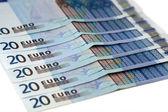 20 euro — Stock Photo