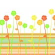 Spring background with space for text — Stock Vector #2036696