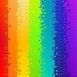 Vetorial Stock : Vector abstract background, rainbow