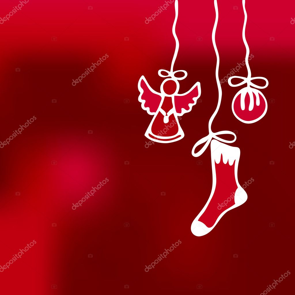 Merry christmas — Stock Vector #2055595