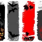 Halloween vertical banners — Stock Vector #2467651