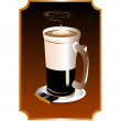 Vector Latte — Stock Vector #2008717