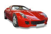 Italská sportovní auto — Stock fotografie