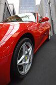 イタリアのスポーツカー — ストック写真