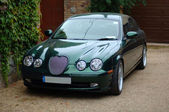 Jaguar S Type — Stock Photo