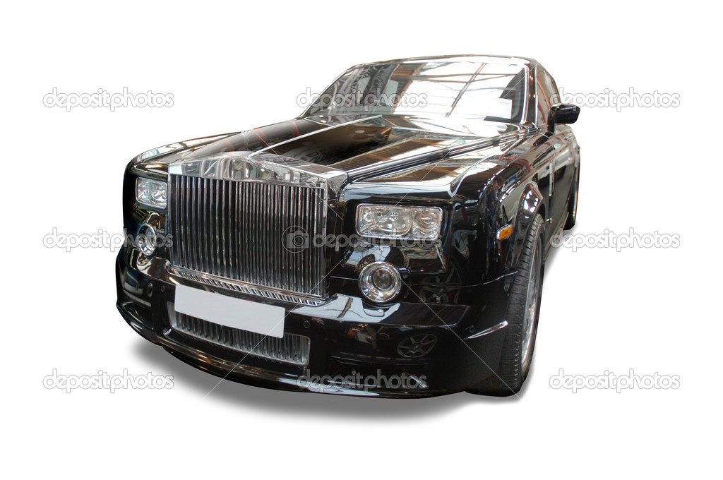 Luxury Rolls Marque  Stock Photo #2018857