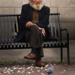 Homeless Man — Stock Photo #2059078