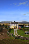 Irish Cottage Farm — Stock Photo