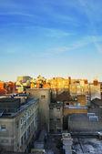 Urban Sprawl — Stock Photo