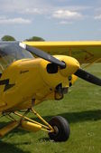 Vintage Piper Cub — Stock Photo