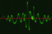 Oscilloscope — Stock Photo
