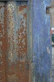 Rusty metal surface texture — Stock Photo