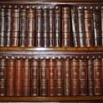 Historic old books — Stock Photo #2487365