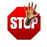 STOP — Stock Photo #2488376