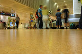 Baggage Terminal — Stock Photo