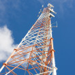 Stock Photo: Tall mast