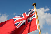 Red Ensign — Stock Photo