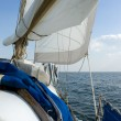 Sailing on ocean — Stock Photo #2200361