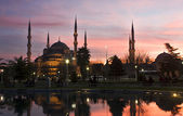 Blue Mosque - Istanbul — Stock Photo