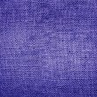 Stock Photo: Blue canvas texture