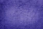 Blue canvas texture — Stock Photo