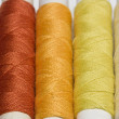 Stock Photo: Cotton threads