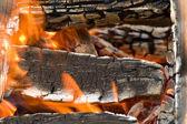 Campfire3. — Stock Photo
