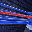 Stock Photo: Network cables