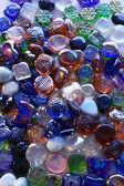 Glass stones — Stock Photo